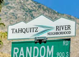 Tahquitz River Neighborhood