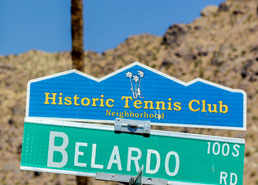 Historic Tennis Club